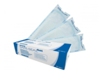 Thumb safe seal duet sterilization pouches medicom
