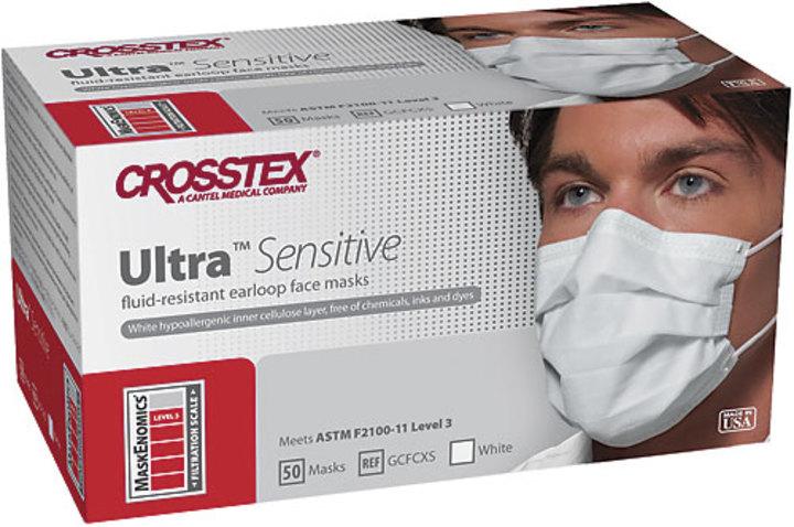 crosstex surgical mask