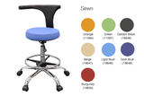 Thumb assistant stool