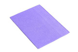 Thumb dental bib lavender