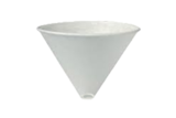 Thumb funnel cups